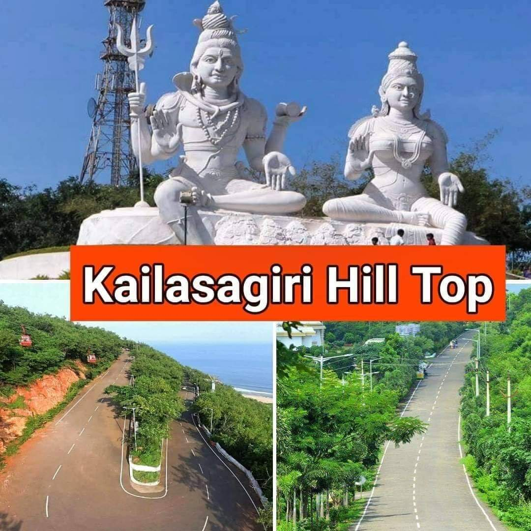 #Vizag - 50+ Best Tourist Places to Visit in Vizag Trip
