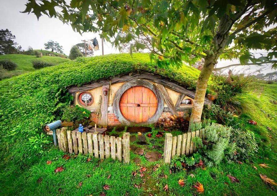 The Hobbit Village of New Zealand