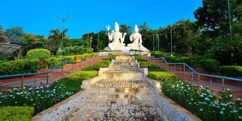 Kailasagiri is a hilltop park in the city of Visakhapatnam in the Indian state of Andhra Pradesh