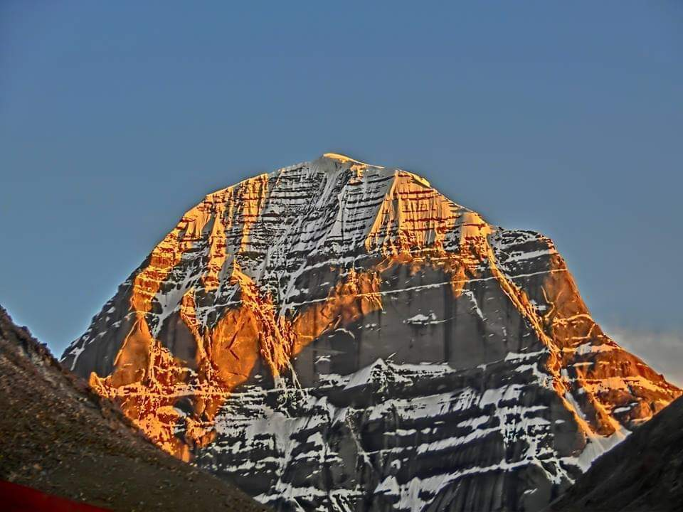 Holy KMY - See the beauty of Holy Mt Kailash north face