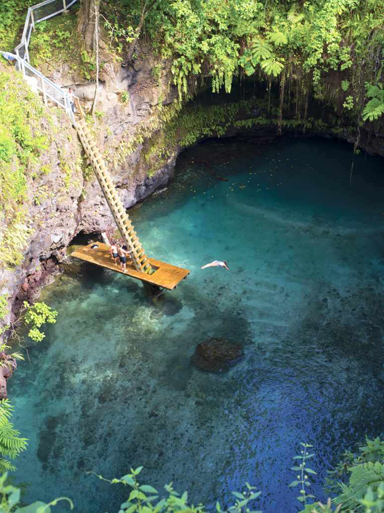 Top-5 Natural Swimming Pools Around The World