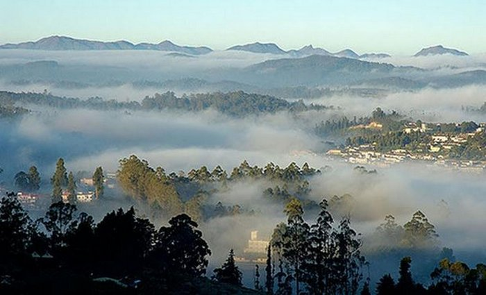 Honeymoon Destinations - 6 Best Hill Stations For Honeymoon In India