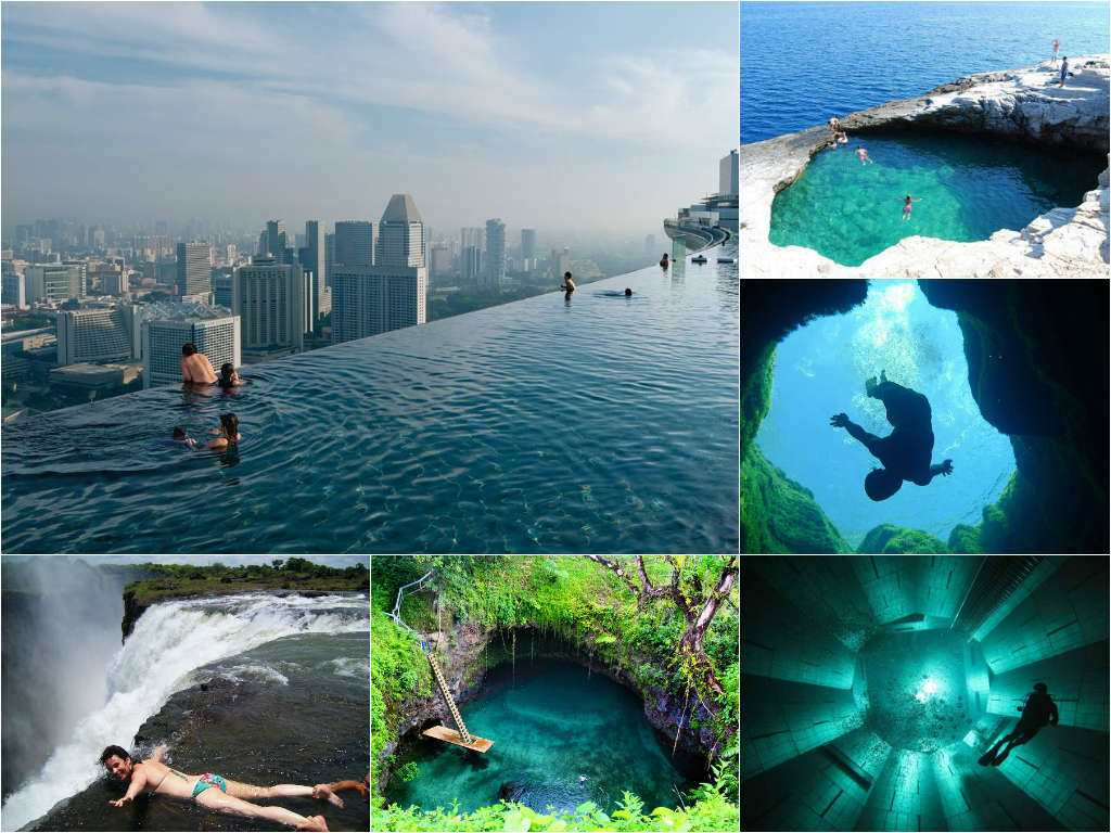 Top-6 The Best Swimming Pools Around The World